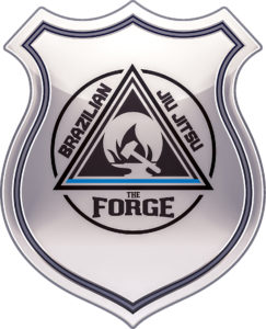 Forge BJJ Badge